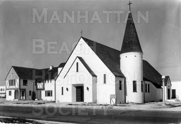 The original American Martyrs Church was located at Highland Avenue and 10th Street.  Dedicated Aug. 30, 1931.